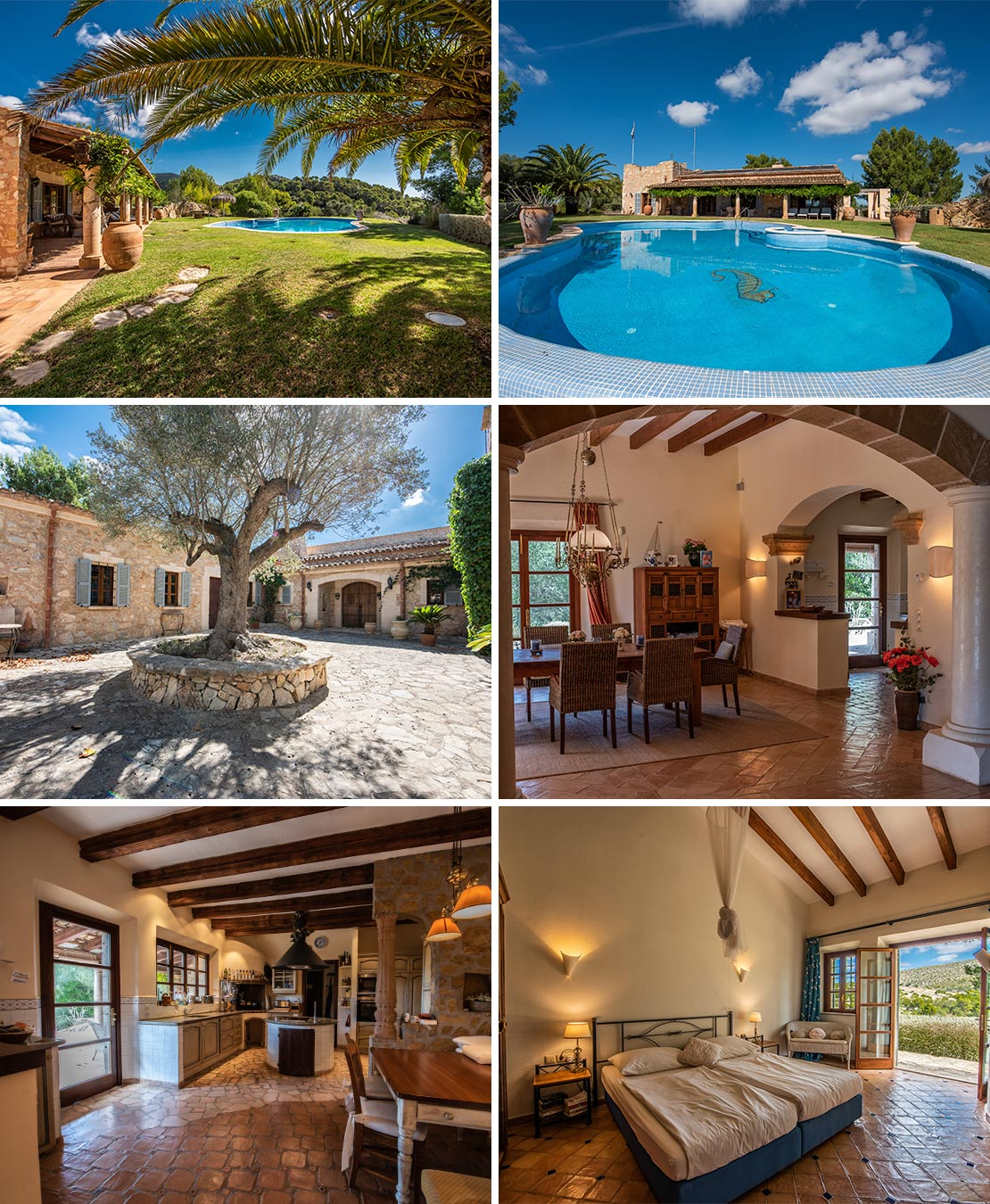 New construction finca on Majorca