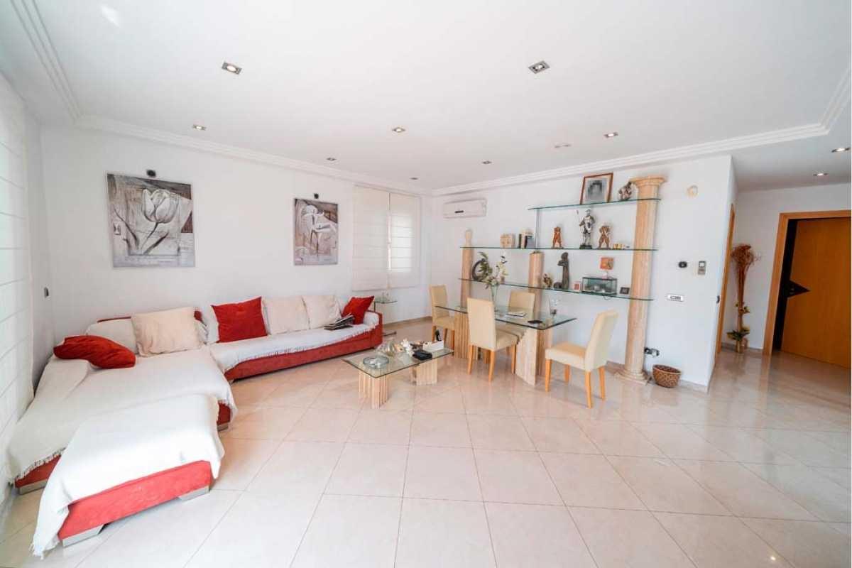 Wohn-/Esszimmer Haus Portocolom Mallorca