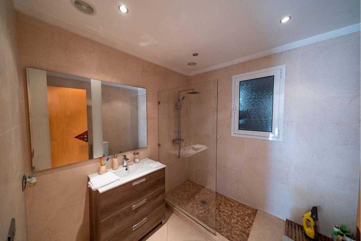 Extra Badezimmer im Apartment