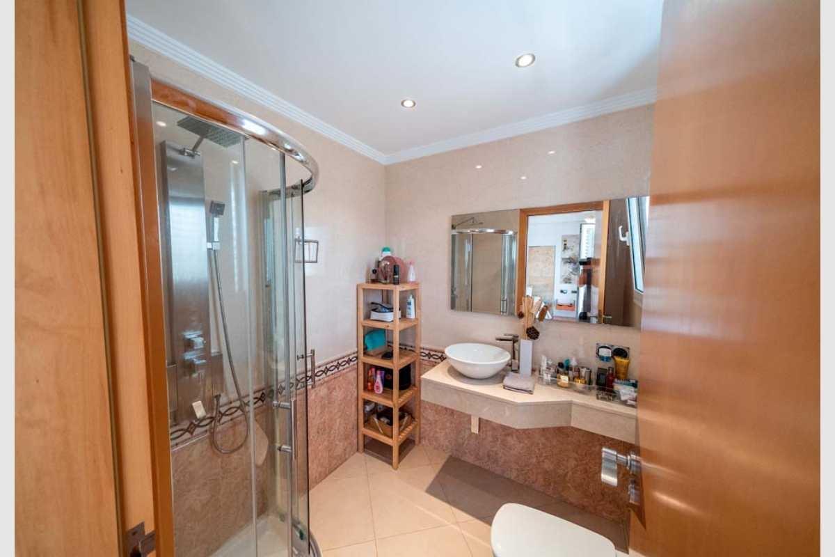 Grosses Badezimmer Haus Portocolom