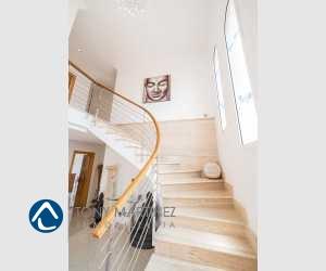 Treppenaufgang im Haus Portocolom