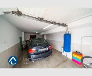 Grosse Garage im Surterrain vom Chalet in Portocolom