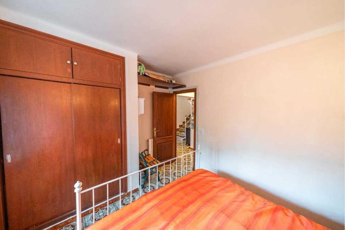 Schlafzimmer unten im Haus Portocolom