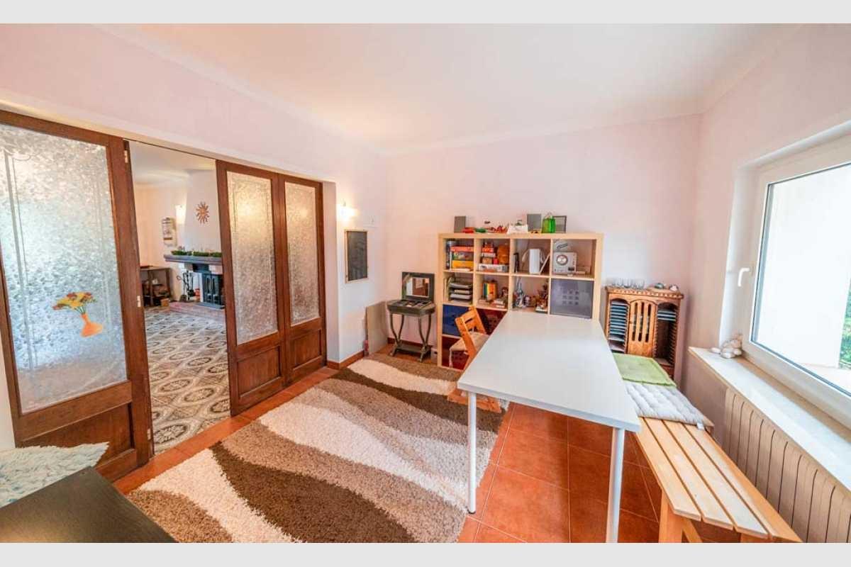 Büro oder Schlafzimmer separat im Haus Portocolom