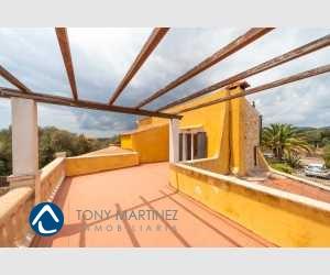 Dachterrasse im Haus Portocolom