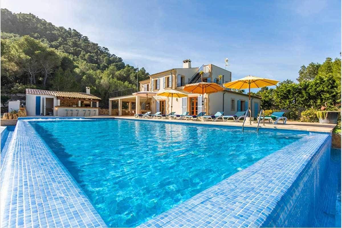 Finca mit grossen Pool in Felanitx Mallorca