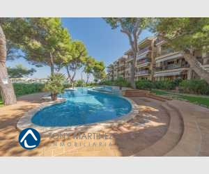 140407, Apartment with fabulous views in Portocolom
