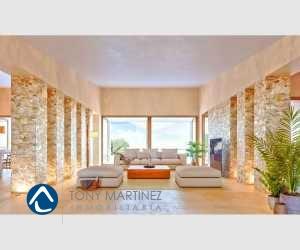 140408, Grundstück mit Bauprojekt in Cas Concos auf Mallorca