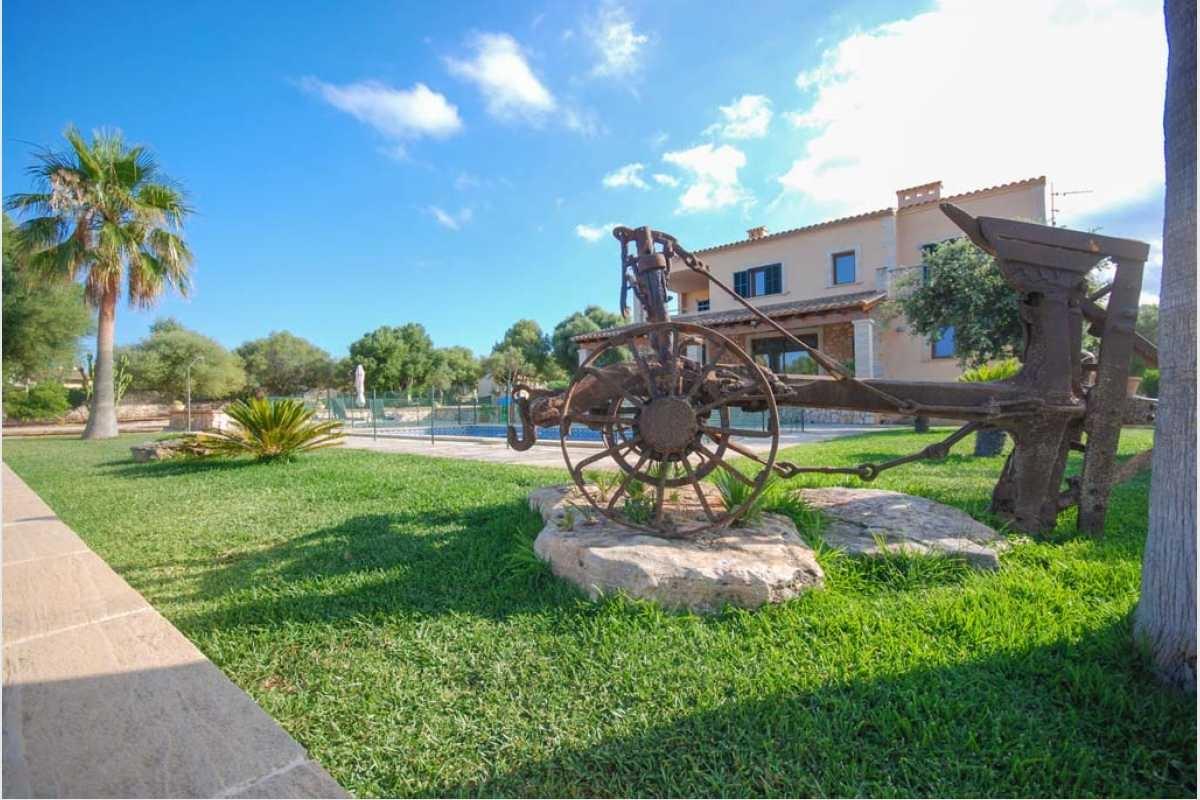 Schöne Finca mit Pool Portocolom-Felanitx Mallorca