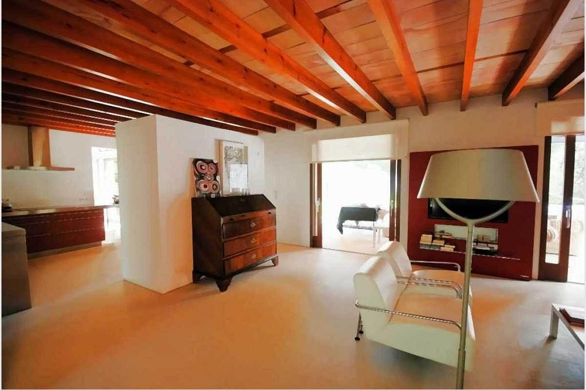 Wohnbereich Finca Portocolom Mallorca