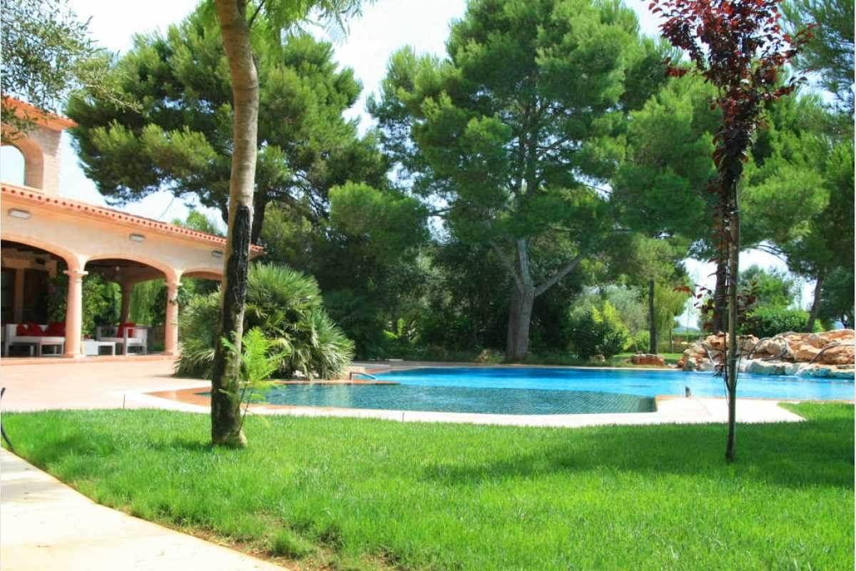 Finca mit Pool zwischen Felanitx-Campos Mallorca