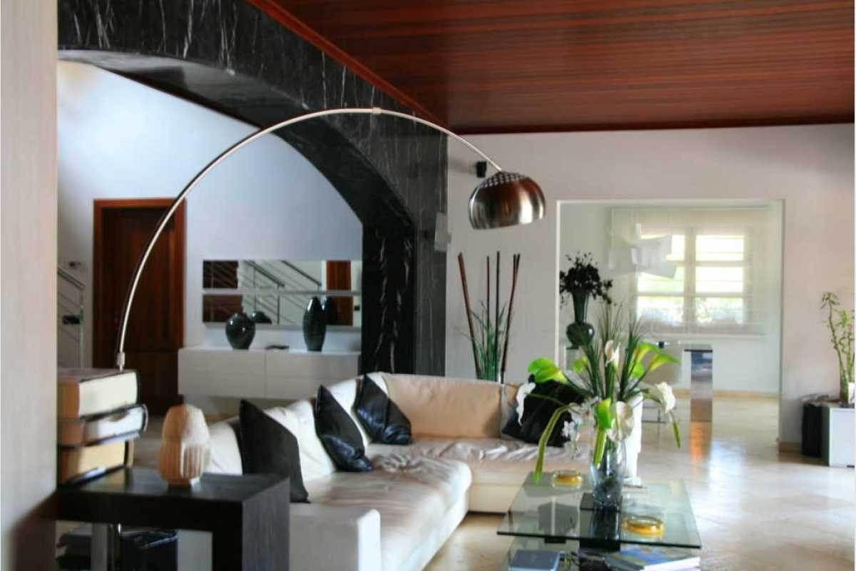 Wohnzimmer Finca Mallorca