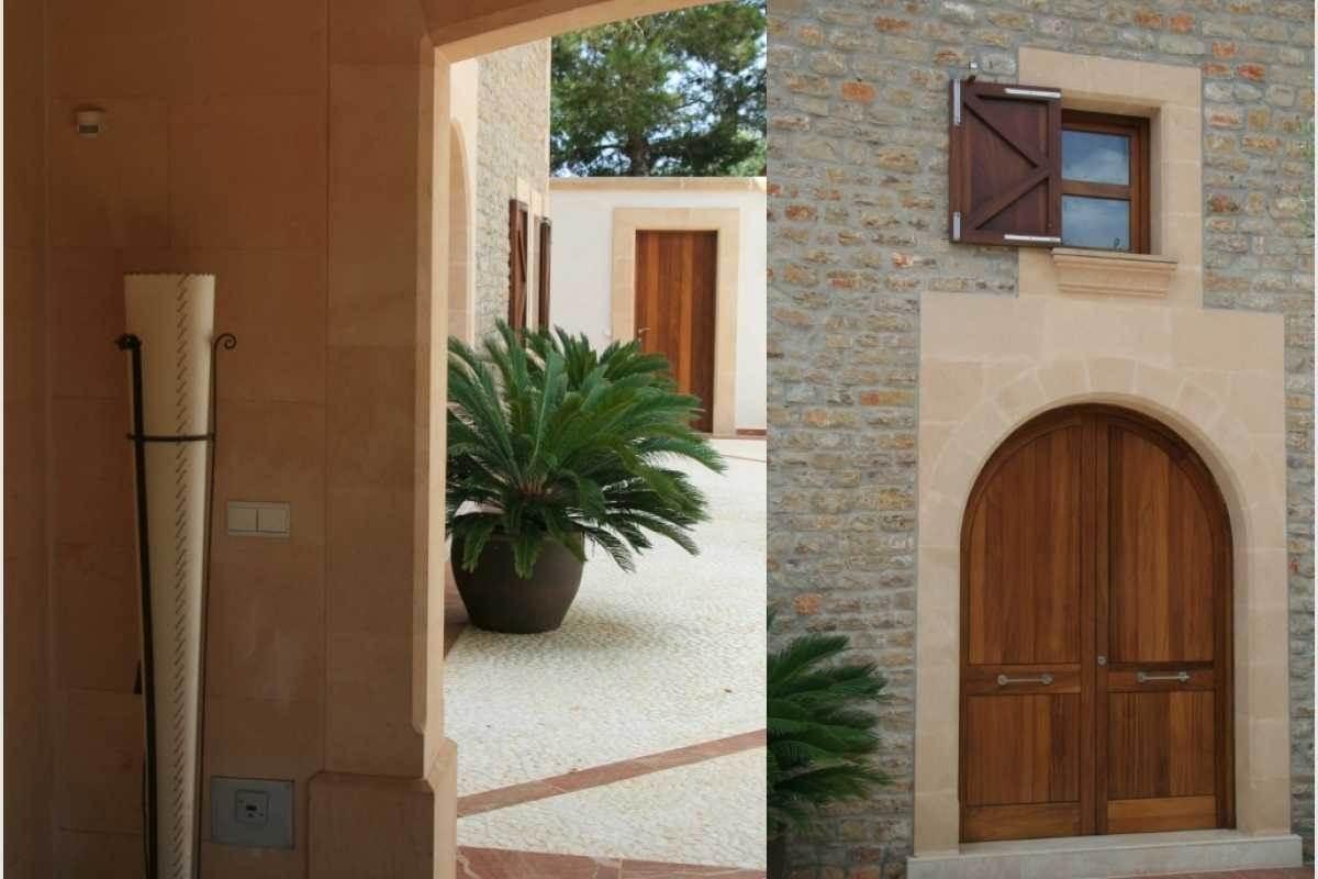 Fassade Finca Felanitx-Campos