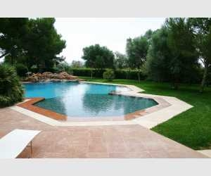 Grosser Pool mit Garten Finca Felanitx-Campos