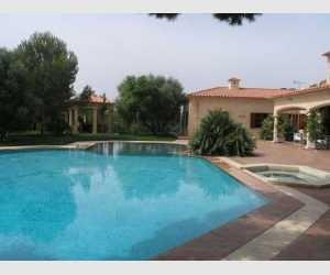 Poolbereich Landhaus Felanitx-Campos