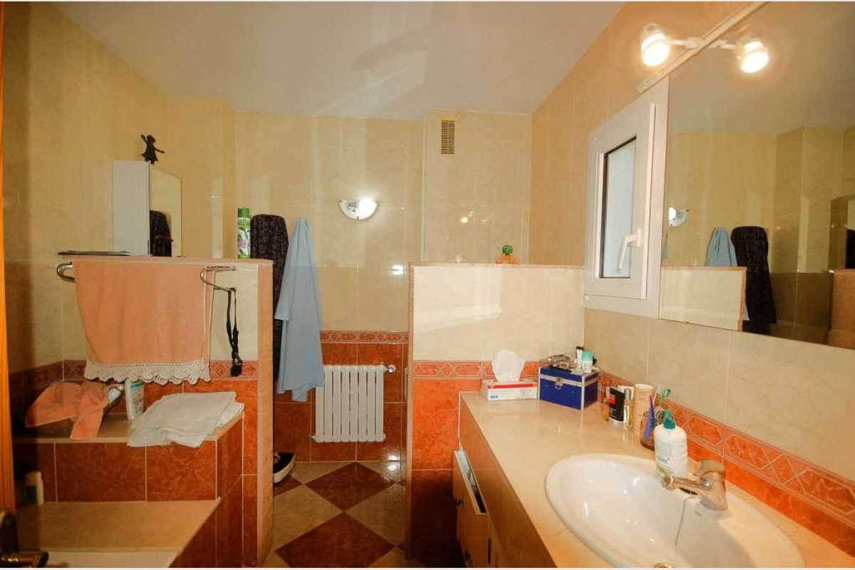 Badezimmer Reihenhaus Mallorca