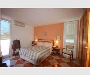Schlafzimmer Reihenhaus Mallorca