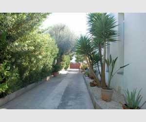 Auffahrt Reihenhaus Mallorca