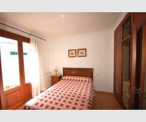 Schlafzimmer mit Einbauschrank Portocolom Südost