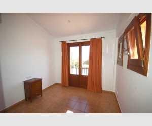 Schlafzimmer Portcolom Reihenhaus auf Mallorca