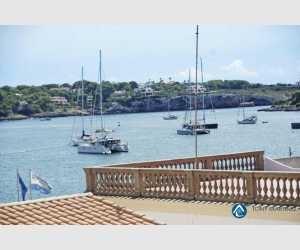140329, Apartamento en primera planta con vistas al puerto en Portocolom