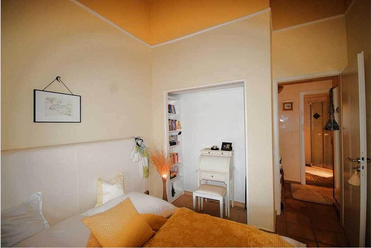 Schlafzimmer mit Einbauschrank Golfplatz Vall Dor