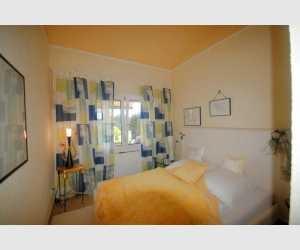 Schlafzimmer Golfplatz Apartment