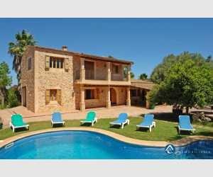 140292, Majorca - nice country house near Portocolom and Felanitx