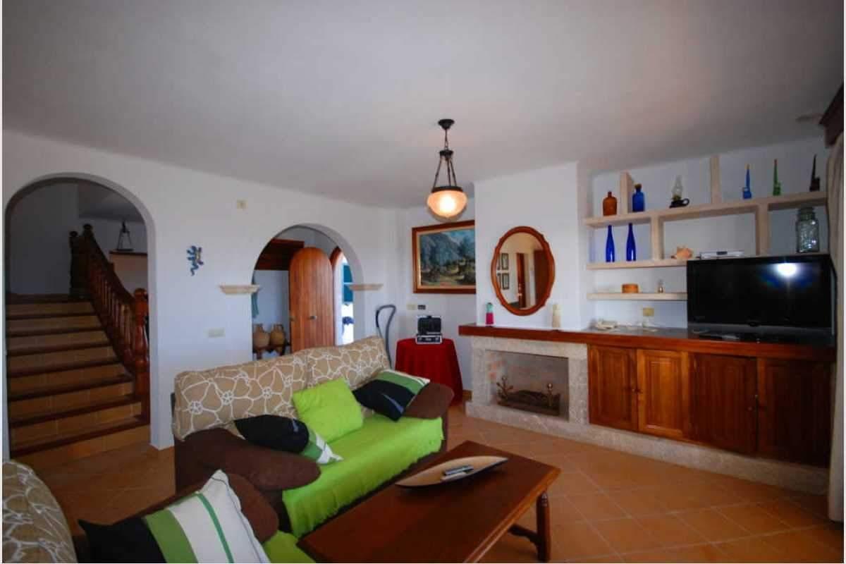Wohn-/Esszimmer Haus Shorta Mallorca