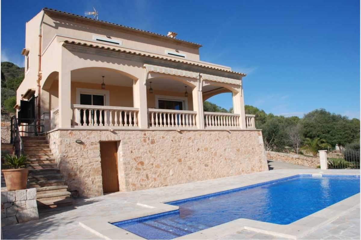 Haus mit Pool Shorta Mallorca