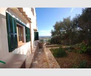 Grosser Garten Haus Shorta Mallorca