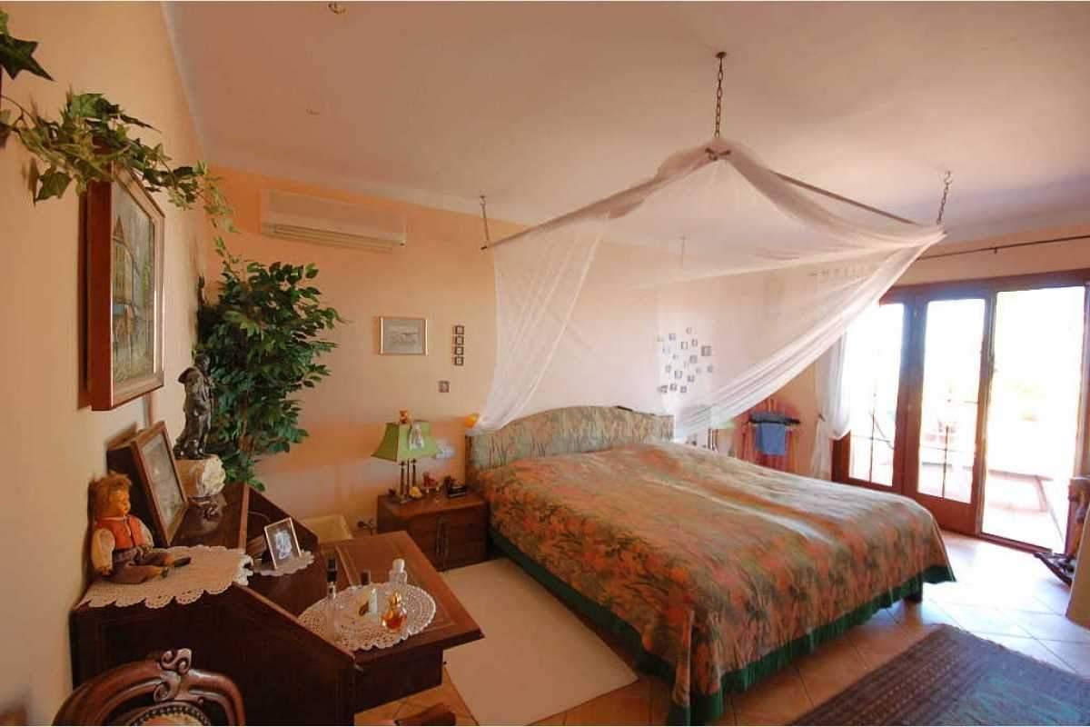 Schlafzimmer Finca Shorta im Südosten