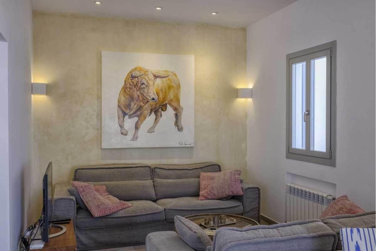 Wohnzimmer Stadthaus Shorta