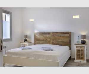 Schlafzimmer 2 im Stadthaus Shorta