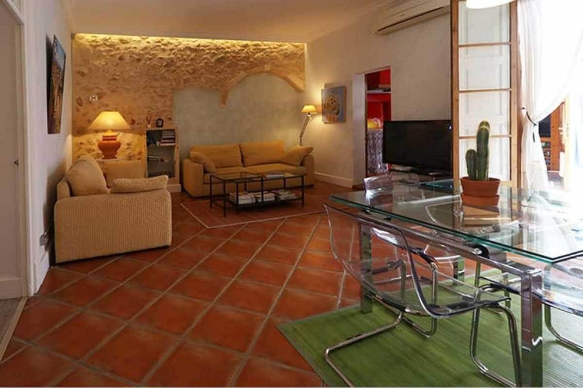 Wohnzimmer mit Essbereich Felanitx
